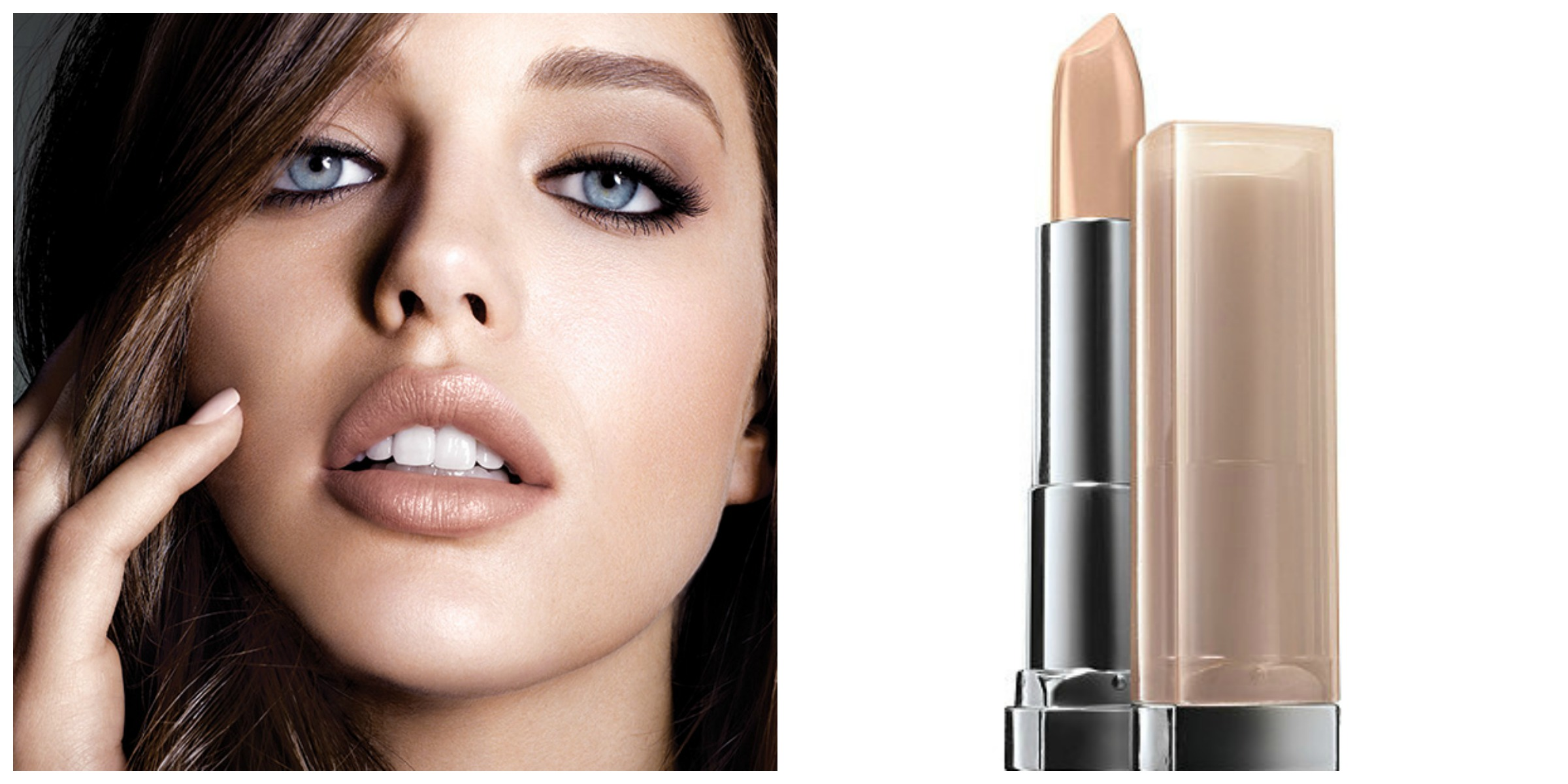 New Maybelline Colour Sensational Nudes Collection