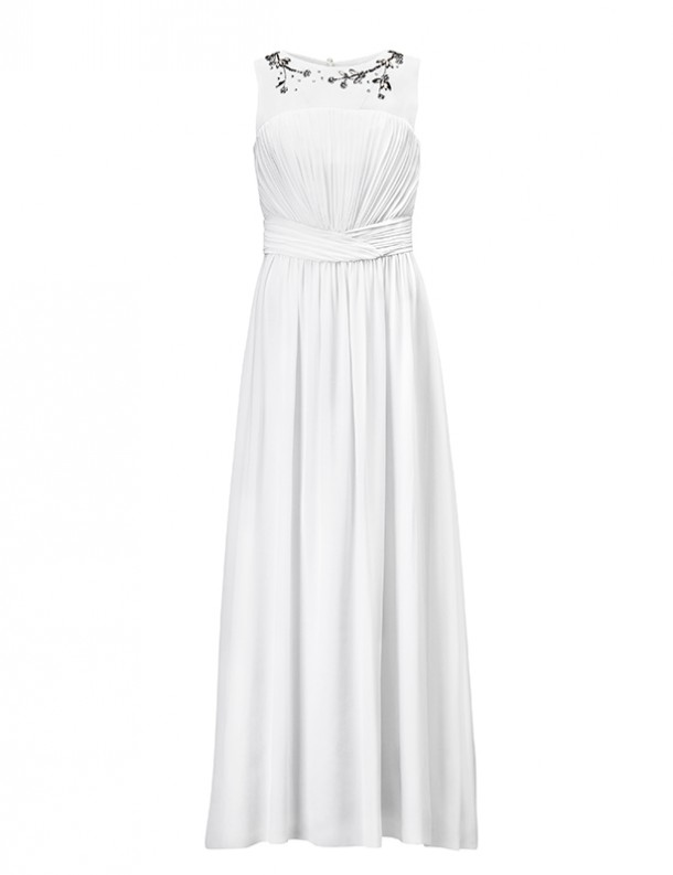 H&M's wedding dress (Image courtesy of Rex Features/H&M)