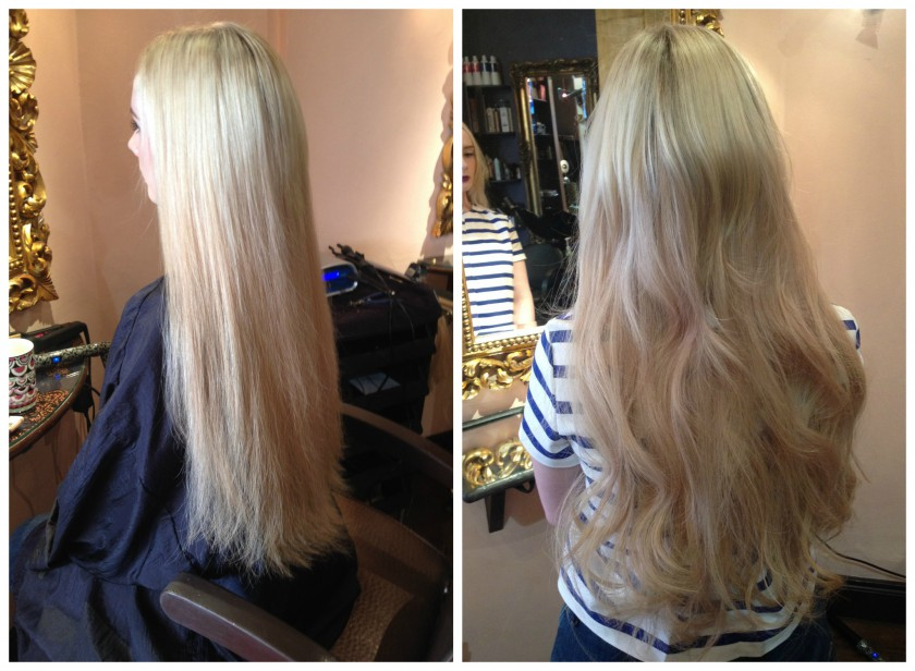 Great Lengths Hair Extensions Laura Gets A Head Transplant Beaut