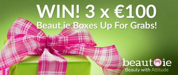 WIN! 3 x €100 Beaut.ie Boxes Up For Grabs!