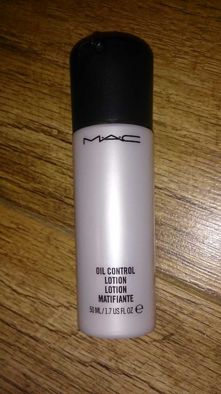 mac primer for oily skin