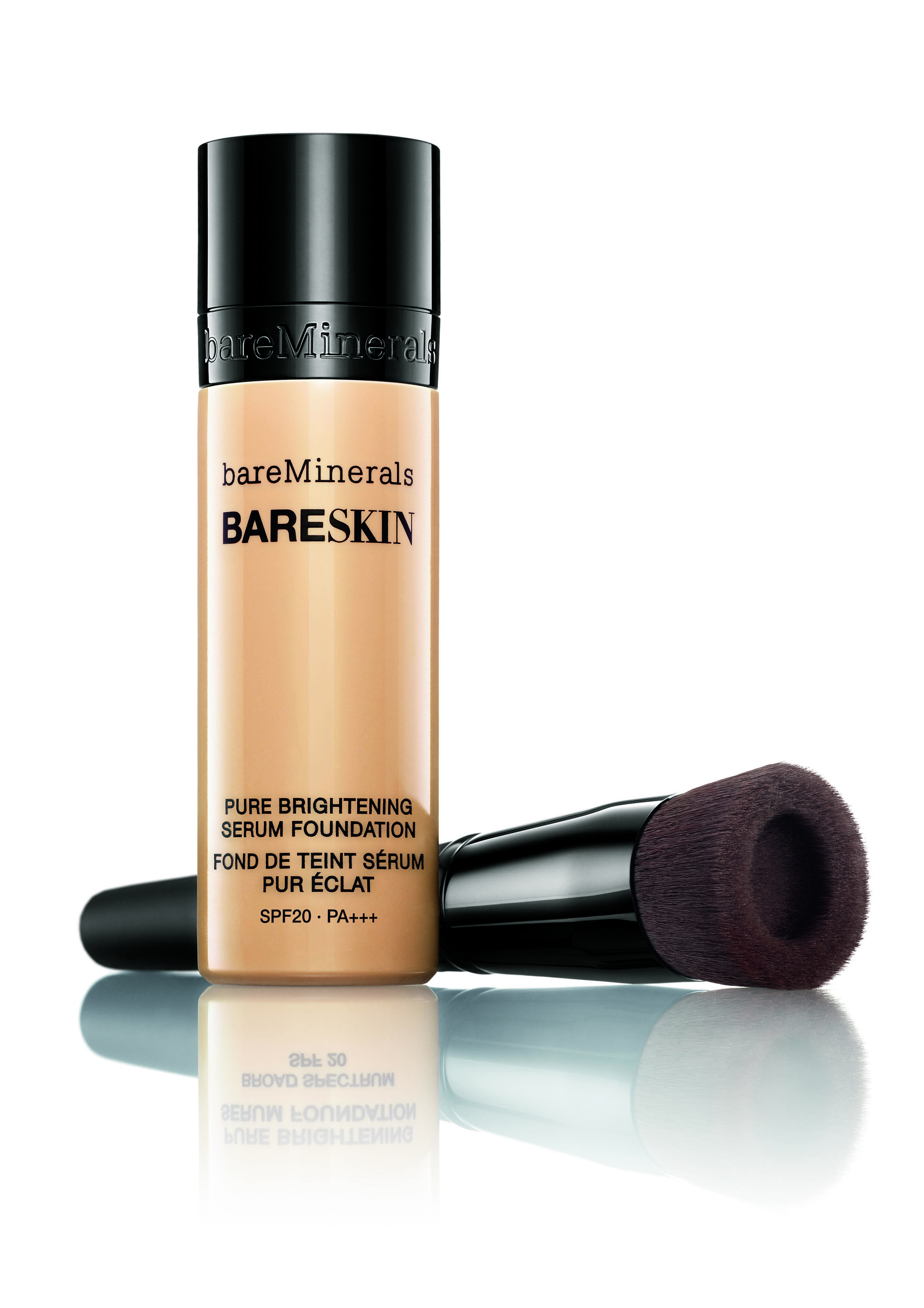 NEW! BareMinerals Brightening Serum Foundation: Bye Bye Oompa Loompa, This Offers Shade Match ...