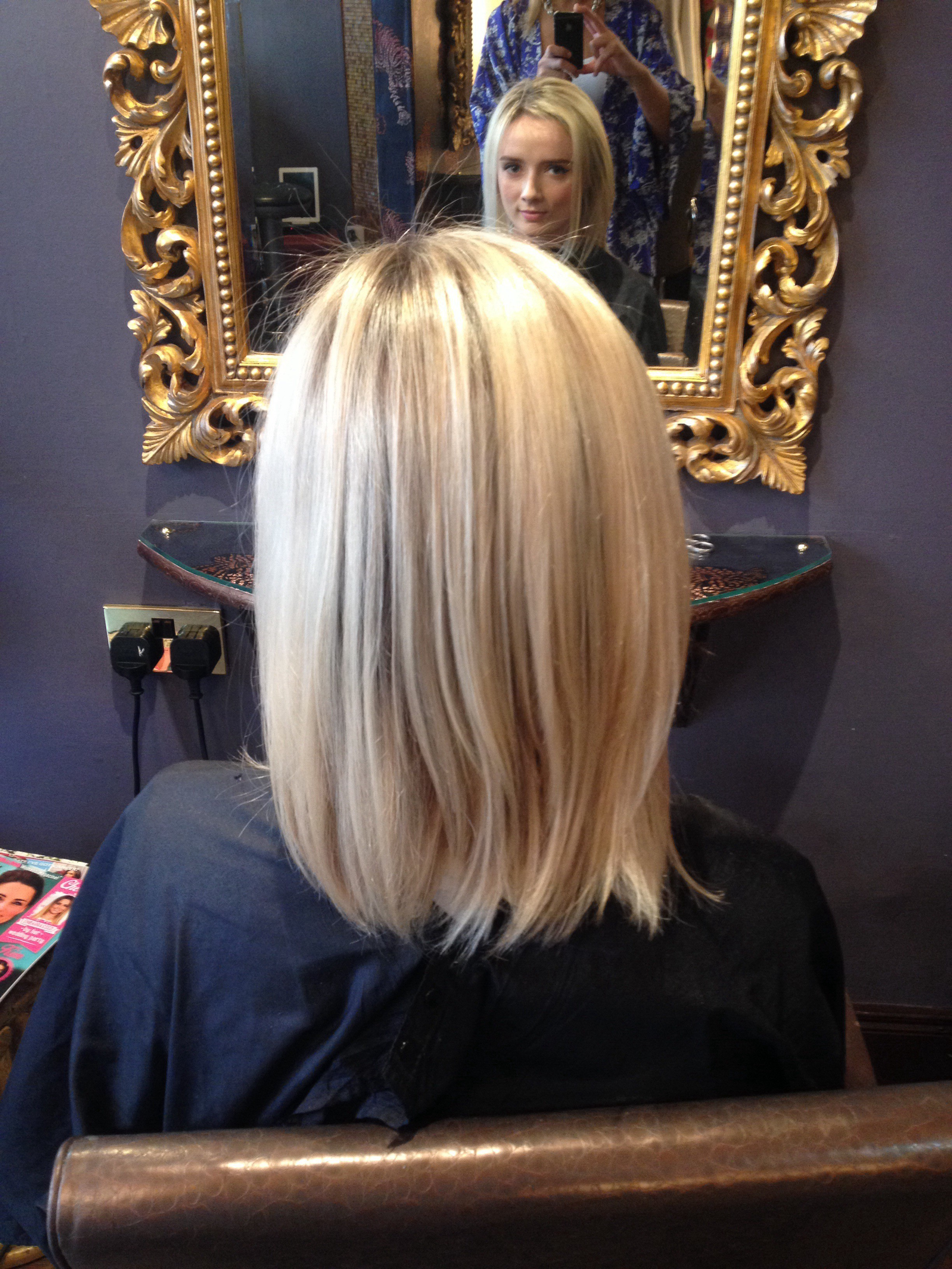 Great lengths hair extensions update three months on and time to my hair after extensions pmusecretfo Gallery