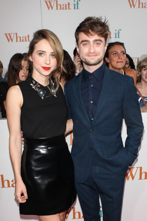 Special fan screening of 'What If'
