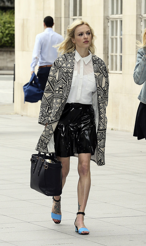 Fearne's sandals