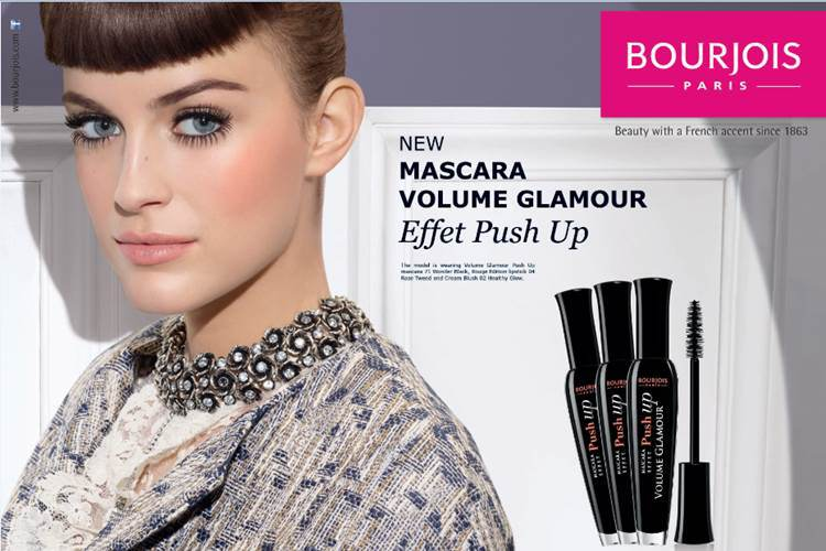 0f820bae3ab Bourjois Volume Glamour Push-Up Mascara: Surprising Disappointment ...