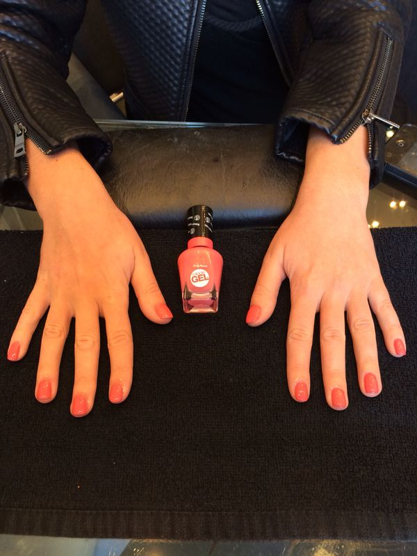 Tired of Chipped Nail Polish? Call the Pope, Sally Hansen