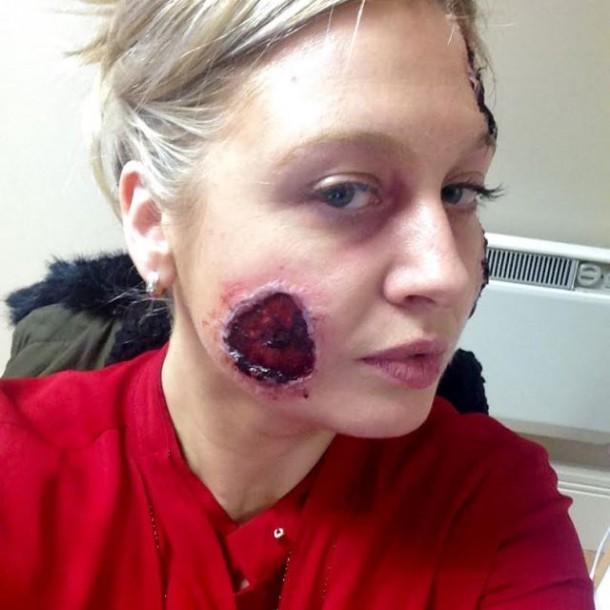 Andrea Halloween 1