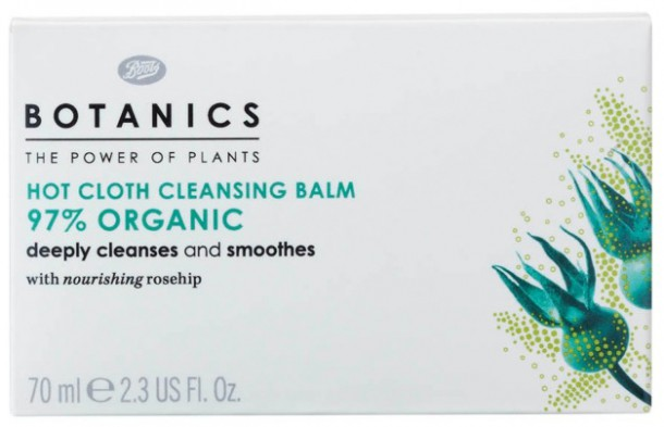 Botanics Hot Cloth Cleanser 1349