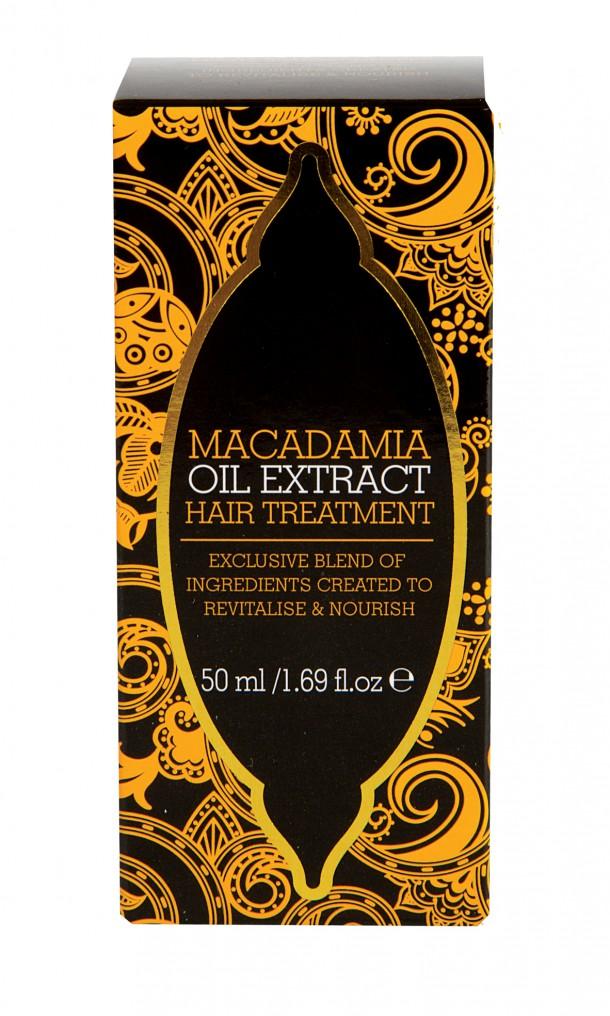 Macadamia Hair Treatment Box