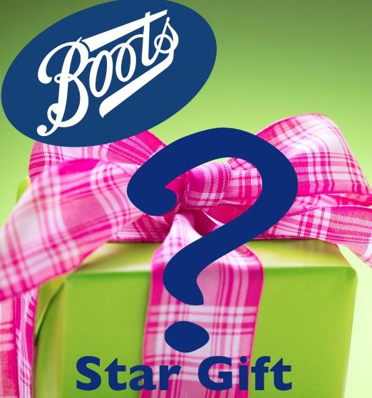 boots star gift teaser