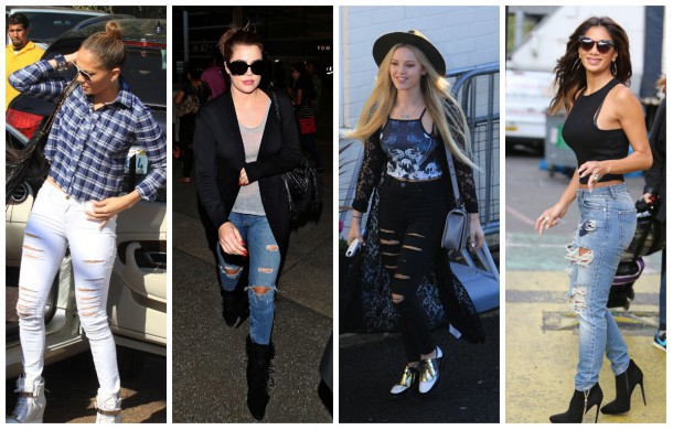 Jennifer Lopez, Khloe Kardashian, X Factor star Betsy Blue English and Nicole Scherzinger are all fans!