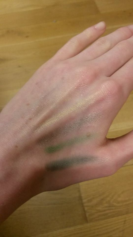 hand swatch