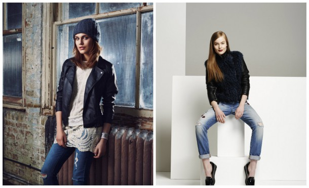 Autumn Winter looks fro Littlewoods Ireland and Debenhams