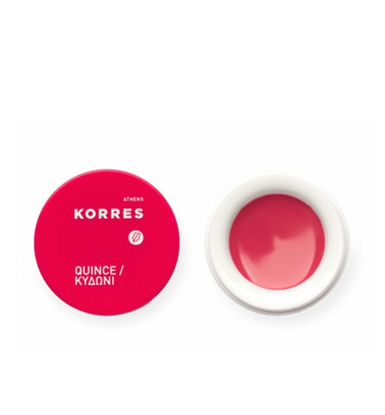 Korres  Quince Lip Butter without packaging