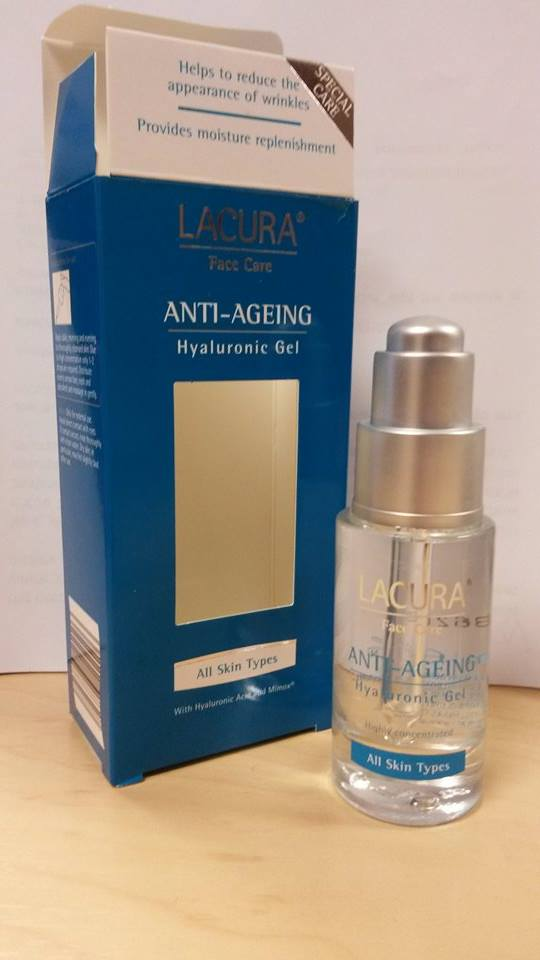 Lacura Hyaluronic Gel
