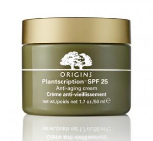 Origins Plantscription face cream