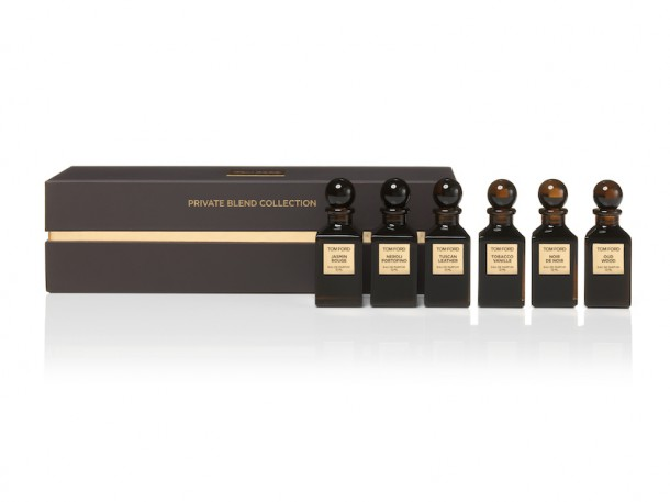 Tom Ford 6 Piece Mini Private Blend Collection