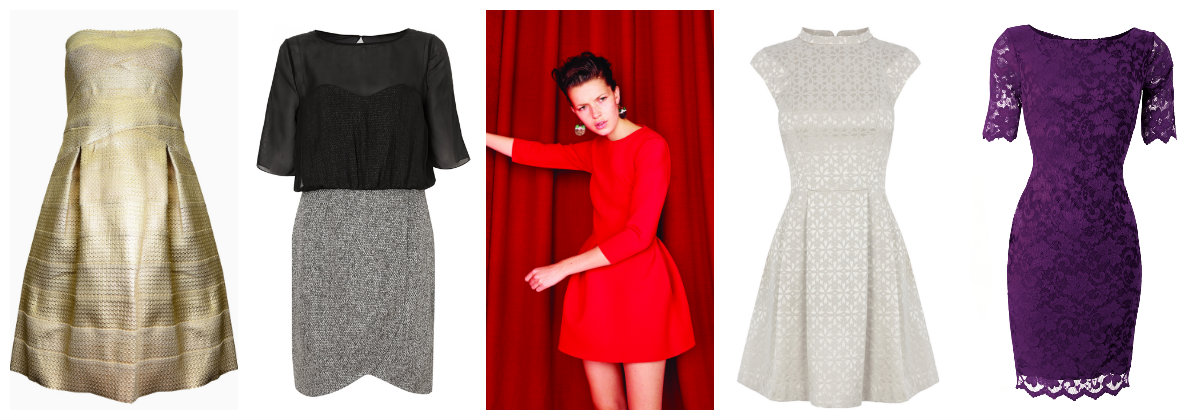 Five fabulous party dresses for under 100 for Tk maxx dresses for weddings