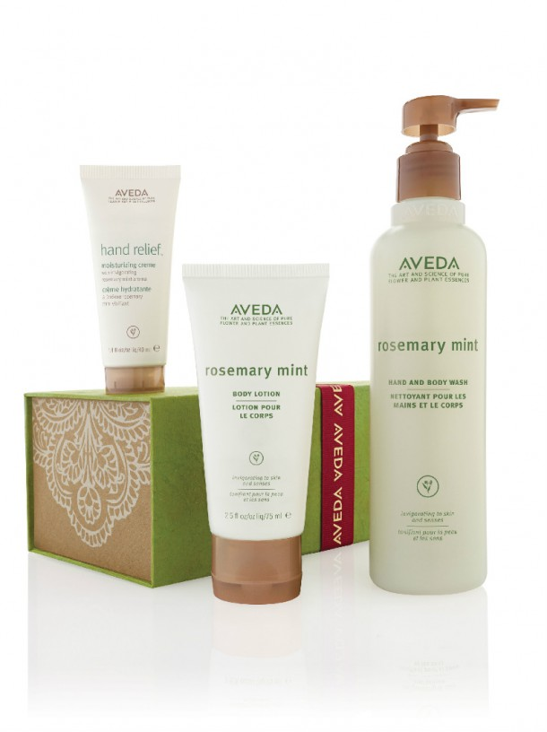 Aveda invigorating