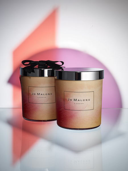 JML Cardamom & Moroccan Rose Home Candle