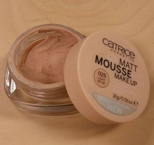 catrice mousse