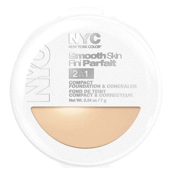 NYC Smooth Skin  Compact Foundation EURO 3.99 copy
