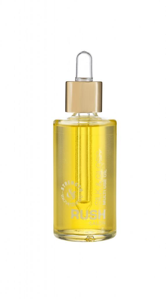 Silk & Gloss Multi Use Oil 13