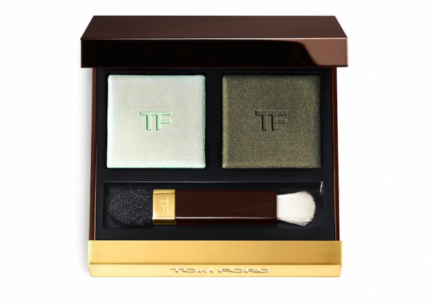 Spring Eye Color Duo Raw Jade - SMALL