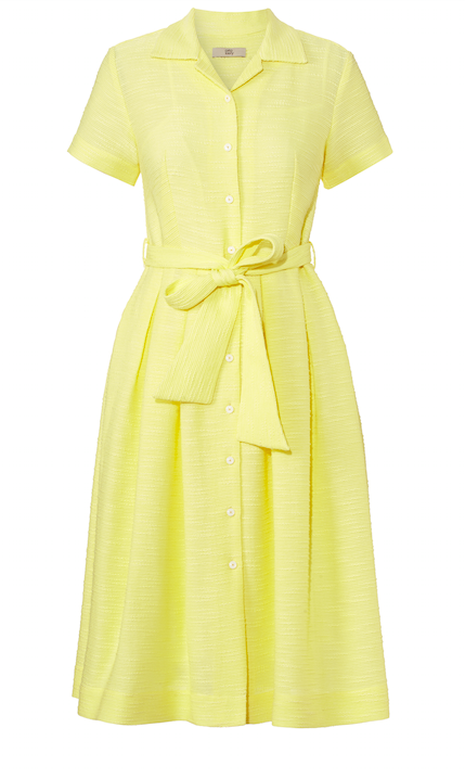 Dress by Orla Kiely as spotted on Michelle Keegan this week! Orla Kiely is available from Arnotts Dublin