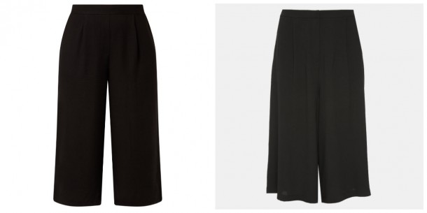 Left, New Look, €17.99; Right, Penneys, €17