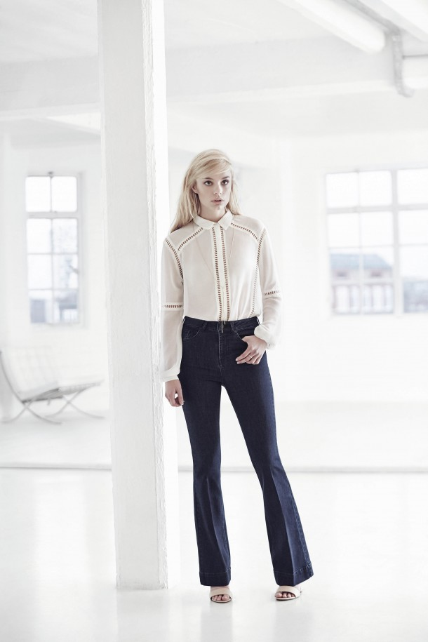 Miss Selfridge, SS15, Jeans in store this month