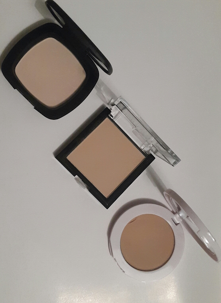 three powders