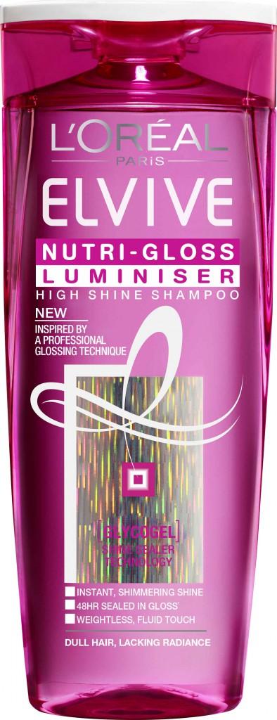 Elvive Nutri-Gloss Luminiser Shine Shampoo