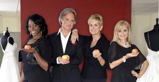 Flori-Waters-Monte-Durham-Lori-Allen-Robin-Gibbs-Say-Yes-to-the-Dress-Atlanta