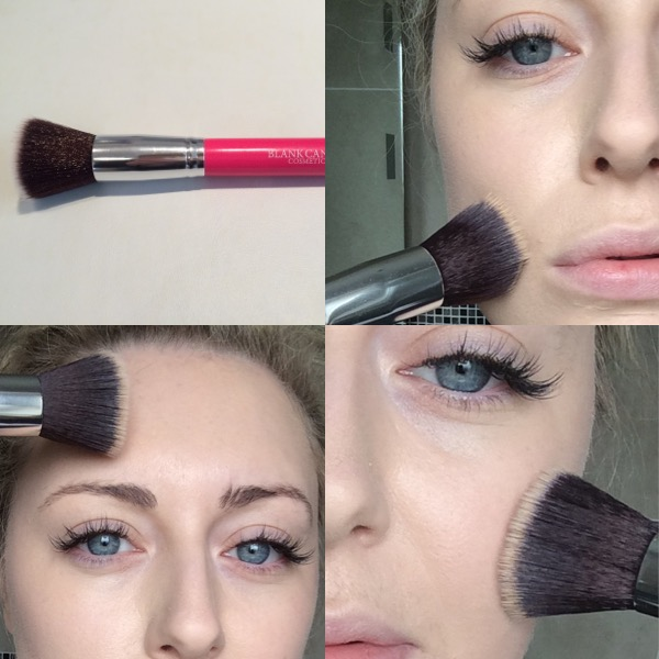 How to use a stippling brush | makeup tips youtube.