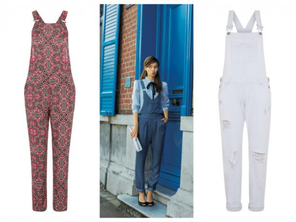 From left: New Look, €29.99; La Redoute, €59.99; New Look, €39.99