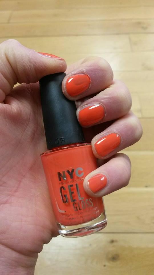 nyc orange