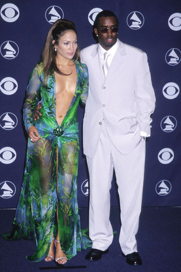 Jennifer Lopez and Sean'Diddy' Combs