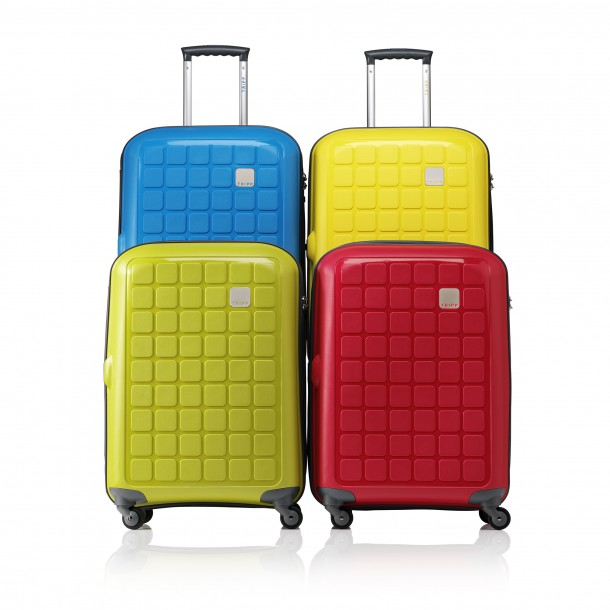 Suitcases, €79 each by Tripp at Debenhams