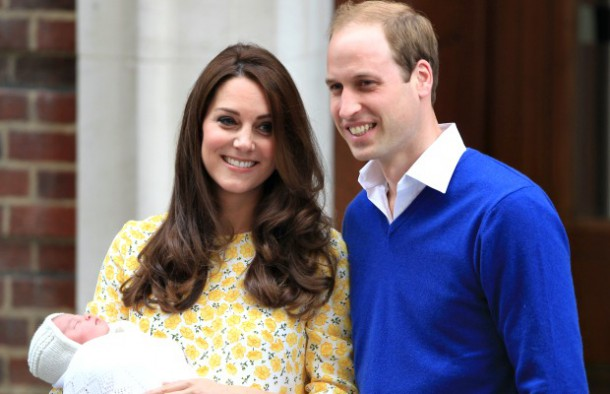 Kate's experience is probably world away from those of most mums-to-be
