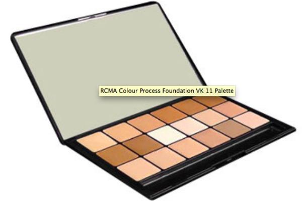 RCMA Palette