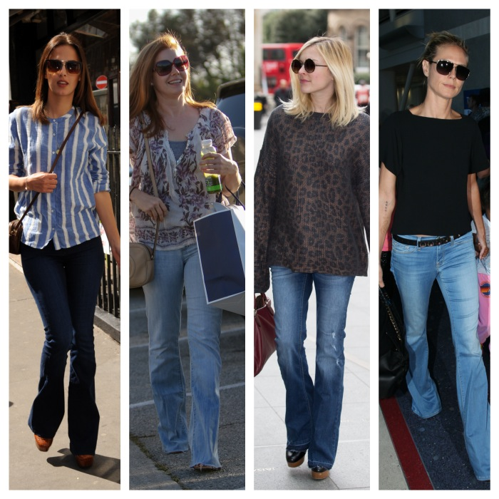 Ways to Wear: Boot Cut Jeans (They're Back by the Way) | Beaut.ie