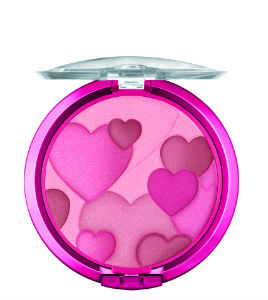 Happy Booster Blusher-Rose