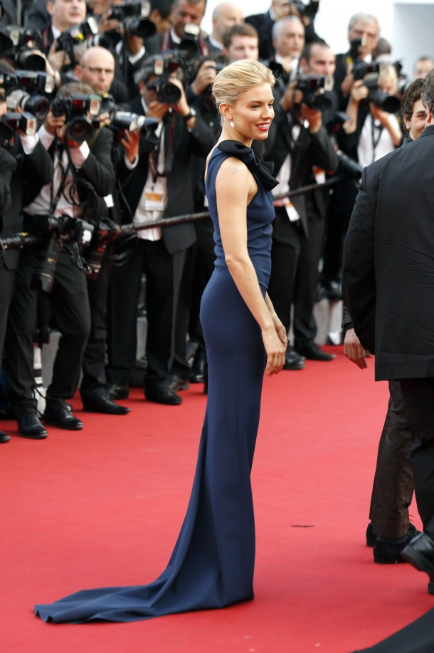 Sienna perfection at Cannes this year, be inspired!