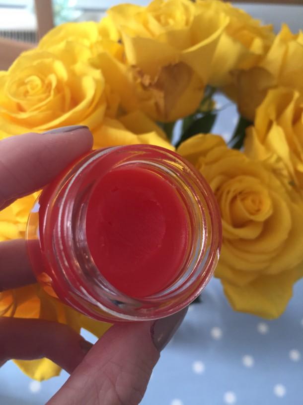 Rosehip Lip Butter £5.95