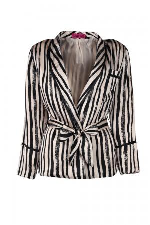 boohoo striped blazer €26