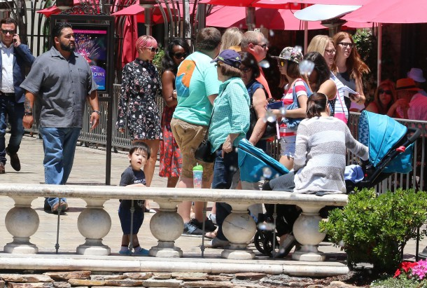 Nicole Richie brings her unfiltered sense of humour and unique perspective to life while filming her show 'Candid Nicole' at The Grove in West Hollywood Featuring: Nicole Richie Where: Los Angeles, California, United States When: 08 Jun 2015 Credit: WENN.com