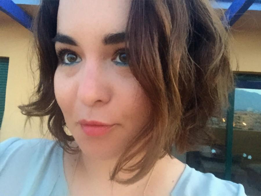 Hair wavy