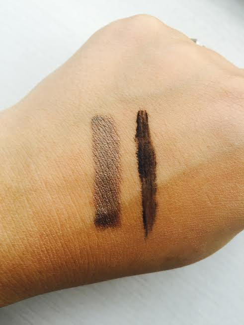 Lancome swatches